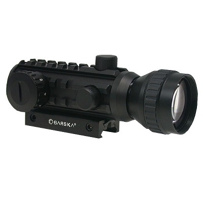 Barska Tactical Red Dot 2X30MM Electro Sight - Black