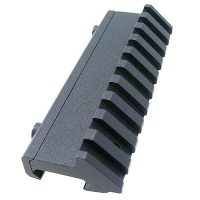 BT BT-4 45 Offset Picatinny Sight Rail Black