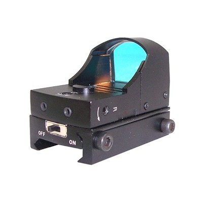 NcSTAR Micro Compact Red Dot Sight Weaver Mount DDAB