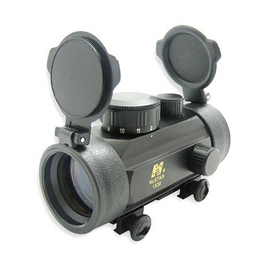NcStar Paintball Red Dot Sight 1X30 Weaver Mount DBB130