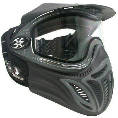 Empire E-Vent SN Thermal Paintball Goggle - Grey