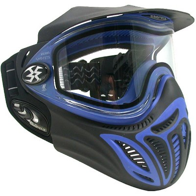 Empire E-Vent SN Thermal Paintball Goggle - Blue
