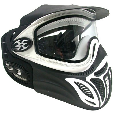 Empire E-Vent SN Thermal Paintball Goggle - White