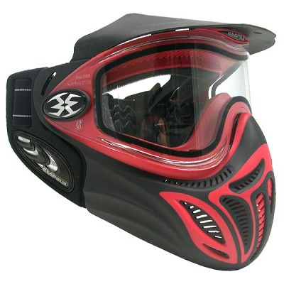 Empire E-Vent SN Thermal Paintball Goggle - Red