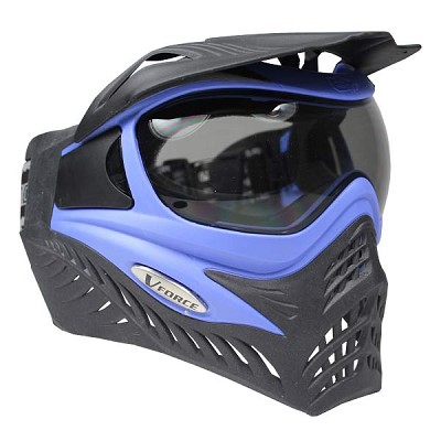 VForce Grill Paintball Goggles Purple Haze