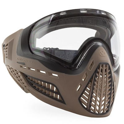 Virtue Vio Ascend Thermal Paintball Goggle FDE Clear