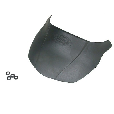 Vforce Shield/Armor Replacement Visor - Black