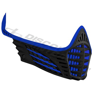 Virtue VIO Facemask Blue Blue Black