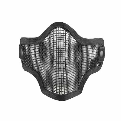 Valken Tactical 2G Wire Mesh Airsoft Mask Black