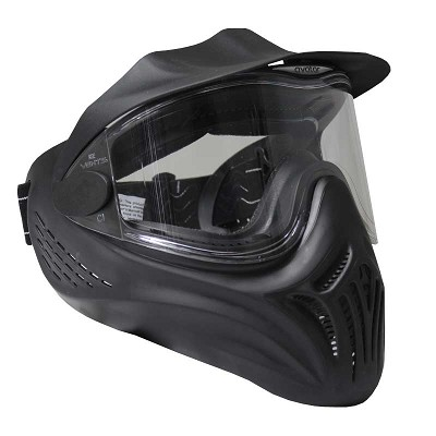 Empire Avatar Single Lens Paintball Goggles Black Refurbished