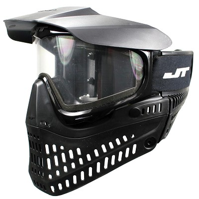 JT Proflex Thermal Paintball Goggles Black Refurbished