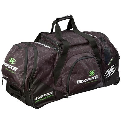 Empire 2012 XLT Rolling Paintball Gear Bag TW - Breed