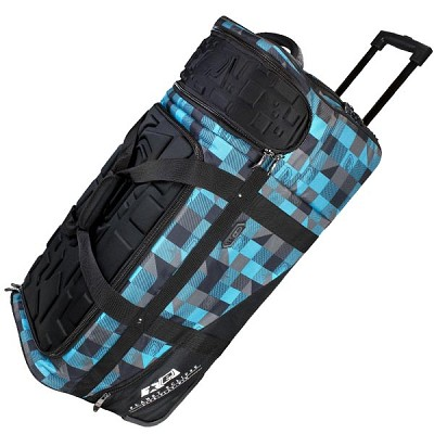 Planet Eclipse 2013 Classic Paintball Gear Bag Plaid Twilight
