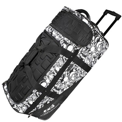 Planet Eclipse 2013 Classic Paintball Gear Bag Titan White2