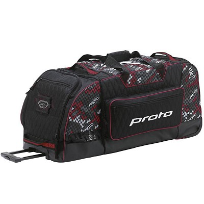 Proto Paintball 2010 Gear Bag - Sabre Brick