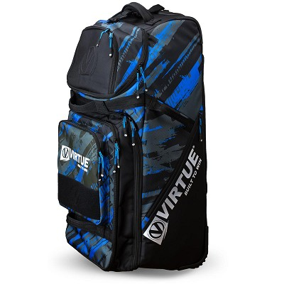 Virtue High Roller V2 Gear Bag Graphic Cyan