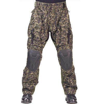 BT 08 Professional Paintball Pants Woodland Digital Camo X-Small