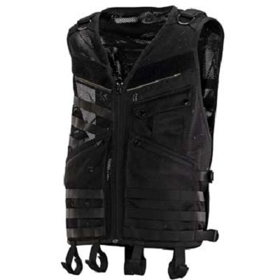 Dye 2011 Tactical Paintball Vest Black