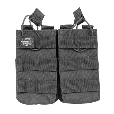 Valken Tactical Magazine Pouch AR Double Black