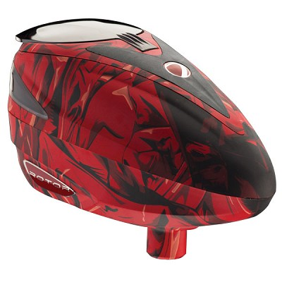 Dye Rotor Paintball Loader 2012 - Cloth Red