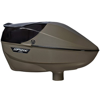 Virtue Spire 260 Paintball Hopper Flat Dark Earth