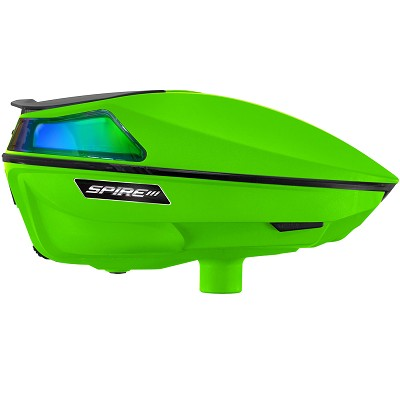 Virtue Spire 3 Paintball Loader Lime Emerald