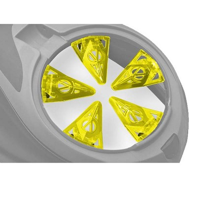 Virtue Crown SF Rotor Speed Feed Yellow