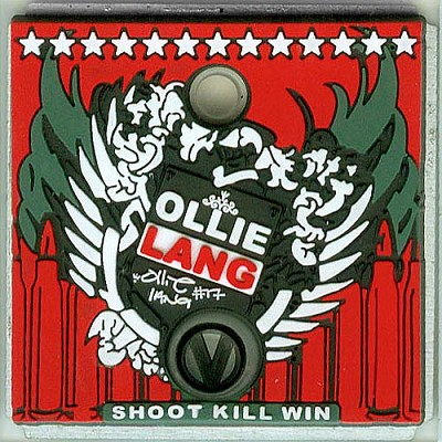 Virtue Ollie Lang 08 Halo Back Plate