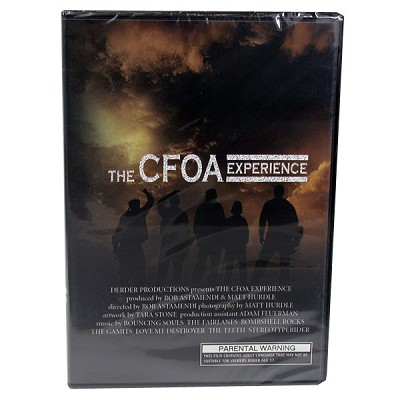 Derder The CFOA Experience 2004 Paintball DVD