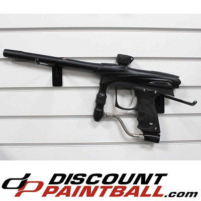 Proto Rail Paintball Gun Black Dust *Used*