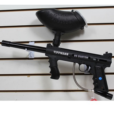 Tippmann Custom 98 ACT Paintball Gun *Used*
