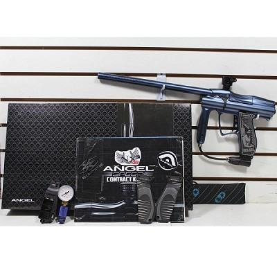 WDP Angel 06 Speed Paintball Gun Dust Graphite *USED*