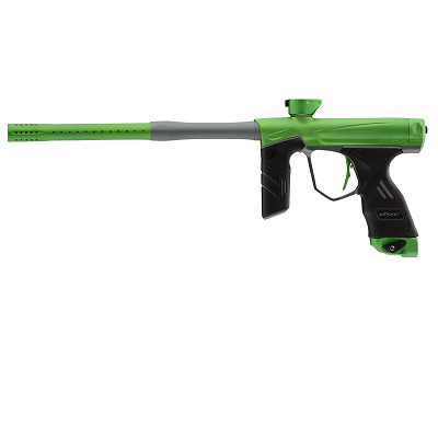 Dye DSR Paintball Marker Green Machine Lime Gray