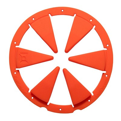 Exalt Feedgate for Dye Rotor Orange