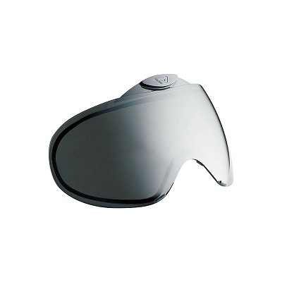 Proto Paintball Goggle Lens Chrome Mirror Thermal