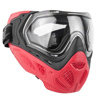 Valken Profit SC Thermal Paintball Goggles Red