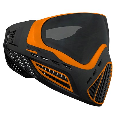 Virtue VIO Ascend Thermal Paintball Goggle Orange Black