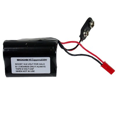Boost Custom 10.6 Volt 1400 mah Lithium Ion Halo Battery Only