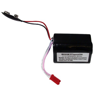 Boost Custom 16 Volt Lithium Ion VLocity Battery Only