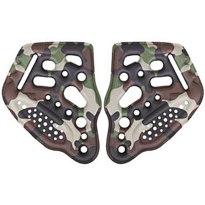 Dye I3 Pro Ear Pieces Olive Camo