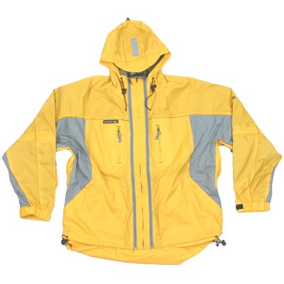 Empire Tech Jacket Yellow/Grey - XL