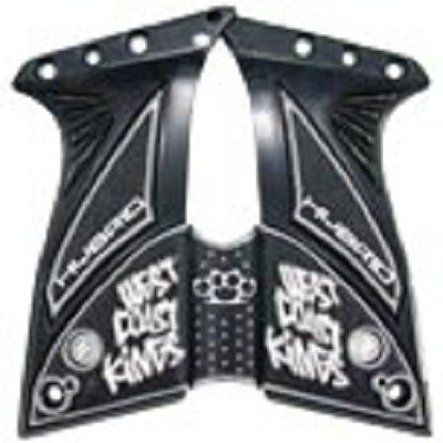 Hybrid Ultralite West Coast Kings Grips 07 Black