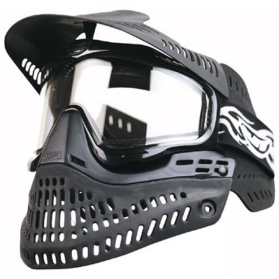 JT ProFlex Thermal Paintball Goggles - Black