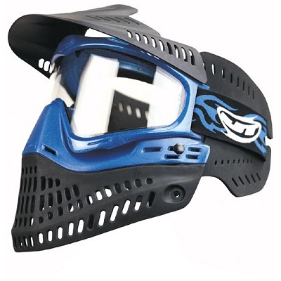 JT ProFlex Thermal Paintball Goggles - Blue