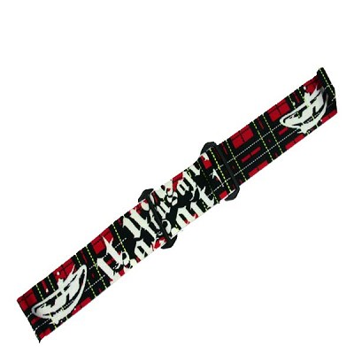 JT Replacement Strap Plaid Red