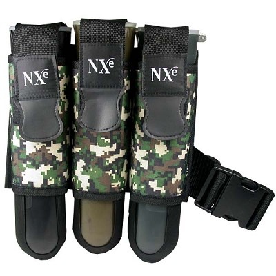 NXE SP3 3 Pod Pack w/ Belt Camo *With TUBES*