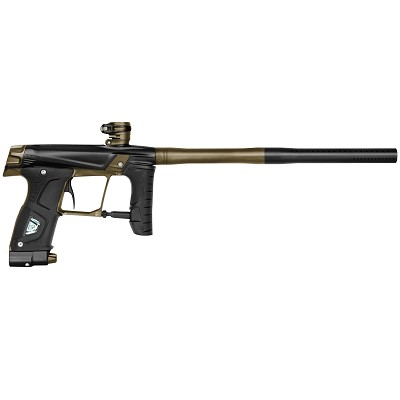 Planet Eclipse Gtek 160R Paintball Marker - Black Earth
