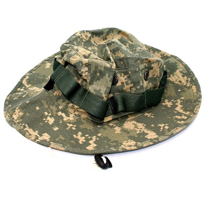 PCS Boonie Hat Universal Camo Large