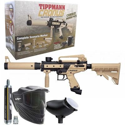 Tippmann Cronus Tactical Combat Power Pack
