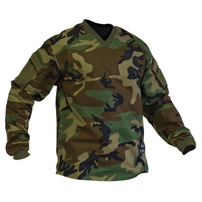 Valken Tactical Sierra Combat Shirt Woodland